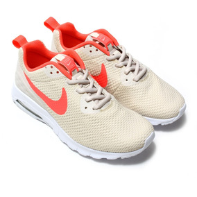Zapatillas Nike Air Max Motion Lw Running Dama 833662-100