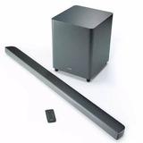 Barra De Sonido Bluetooth Leeco Subwoofer Inalambrico Hdmi -