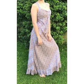Vestido Largo Hindú Lila