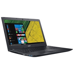 Notebook Acer Core I3 7100u 2.4ghz 4gb 1tb 15.6 Hd W10