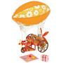 Toys On Line Sylvanian Families Sky Ride Adeventure - Globo