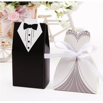 Caixa De Doces Lembrança Festa Casamento 100 Unidades