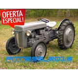 Manual Despiece Catalogo Partes Tractor Ford Ferguson 2n