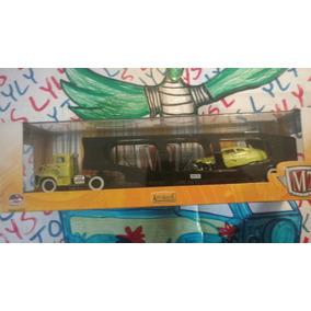 Trailer Dodge Coe Con Mercury + Chevy Crestline M2 Lyly Toys