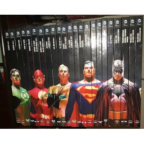 Dc Comics Coleção De Graphic Novels #1 Ao #23 40,00 A Und