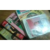 2944 Lote 6 Libros/ Revista Corin Tellado/jazmin/julia/deseo