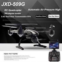 Drone Quadricóptero Jxd-509g Com Fpv Tempo Real E Câmera Hd