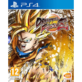 Preventa | Dragon Ball Fighter Z Ps4 | Fisico | Sellado