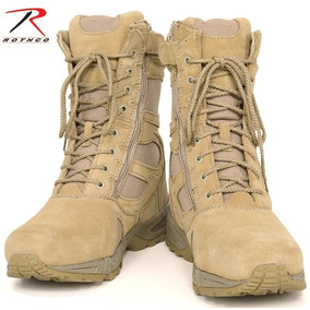 Botas Tacticas Rothco Forced Entry 5357 Color Desierto