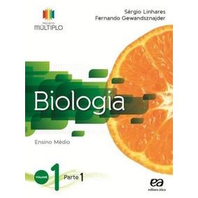 Projeto Multiplo - Biologia - 1º Ano - Ensino Médio - 1º Ano