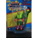 Lex Luthor Miniatura Super Powers De Coleccion Importado