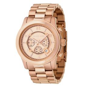 Relógio Feminino Michael Kors Mk8096 Garantia Caixa Origina
