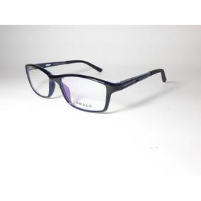 1f8241cb5abe3 Armacao Prada De Oculos De Grau Armacoes - Óculos no Mercado Livre ...