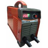 Maquina Solda Inversora Bivolt 200 Amp Eletrodo-tig 110/220