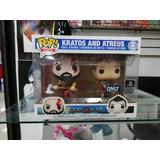 Funkopop Kratos & Atreus 2pack Best Buy Exclusive God Of War