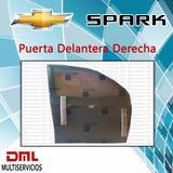 Puerta Delantera Derecha Spark Original Gm