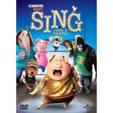 Dvd - Sing