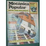Revista Mecanica Popular Jul/80 Tren Fotos Botes Prueba Bmw