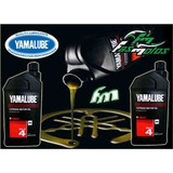 Aceite Yamalube 4t 20w40 Mineral Yamaha En Fas Motos.