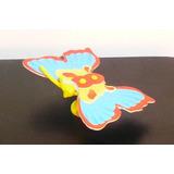 Kinder Mariposa Carton K02 18 Con Cartina Original