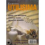 La Revista Utilisima Nro 107 1997 Souvenirs Porcelana Fria