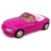 Carro De Boneca Roadster Cabe Uma Barbie - Roma