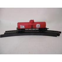 Vagon Koppers Y Vias Electrica Escala Ho Life Like Tren D607