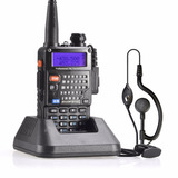 Radio Teléfono Profesional Baofeng Uv5r+ Plus V2 50km Regalo