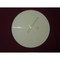 Circulos De Fibrofacil De 20 Cm Mas Maquina De Reloj Y Aguja