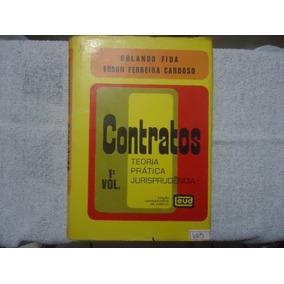 Livro Contratos Vol.1 Teoria Pratica Jurisprudência N.665 @@