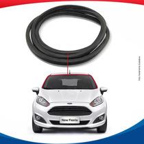 Borracha Sup E Lat Do Parabrisa Ford New Fiesta 12/16