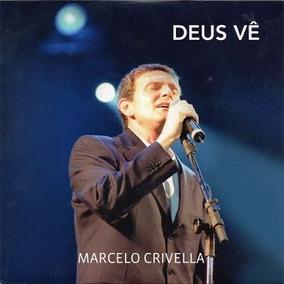 Albúm Cd Lacrado Original Marcelo Crivella - Deus Vê