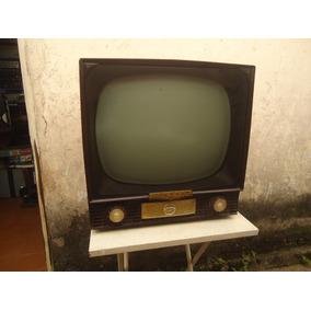 Televisão Antiga Admiral Valvulado - 21 - Tv