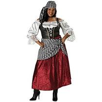Disfraz Disfraces Incharacter De La Mujer Del Pirata De Tal
