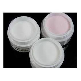 Resina En Polvo Organica Nailite Usa 200 Grs