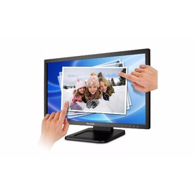 Monitor Led Viewsonic Touch Td2220 21,5