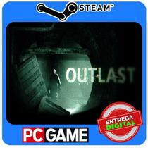 Outlast Steam Cd-key Global
