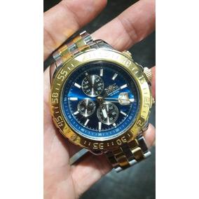 d63996baa0e Relógio Invicta Aviator 22989 Original Usado Barato Leia