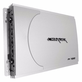Modulo Amplificador Charger A700 4 Can. Mono/stere 760w Rms