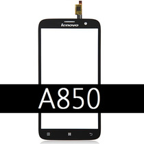 Touch Lenovo A850 Cristal Digitalizador Lenovo A850 Flamante
