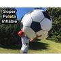 Pelota Futbol Inflable Gigante - Pelota Inflable - Súper !