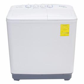 Lavadora Semiautomática 10.5 Kg Doble Tina Nwm-1050ns Nisato
