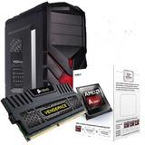 Pc Gamer Amd A6 7400k 3.9 Gherz Turbo 3.5 Base Juego Gratis