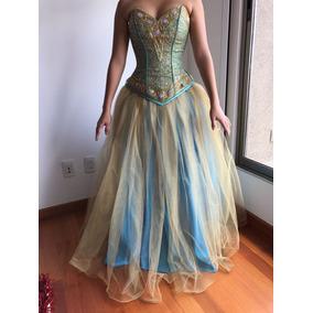 Vestido Quinceañera Diseñado Por Marco De Ajuria