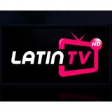 Habilitación De La Apk Latin Tv