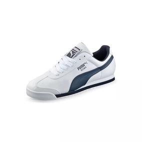 Tenis Puma Roma Basic Blanco 2552606 Original