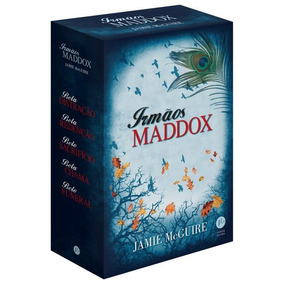Box - Irmãos Maddox - 5 Livros Edição Econômica