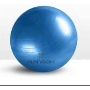 Pelota Esferod. Fitness/yoga 65cm Ranbak 735 + Envio Gratis