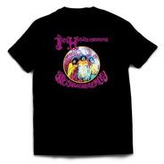 Remera Jimi Hendrix #627 Dtg Negra