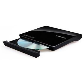 Quemadora Samsung Externa Dvd Writer Portable Se-208db/tsbs